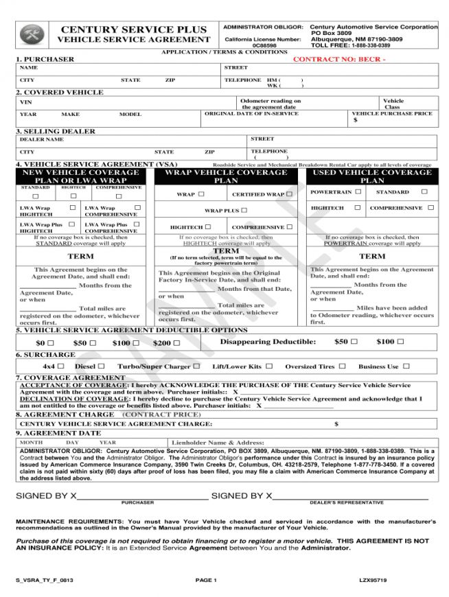 editable mdj form 270  fill out and sign printable pdf template  signnow automotive service contract template excel