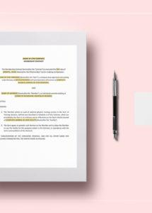 free 11 gym membership contract examples  word docs pages gym membership contract template pdf
