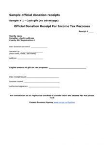 printable 40 donation receipt templates & letters goodwill non profit tax letter for donation template sample