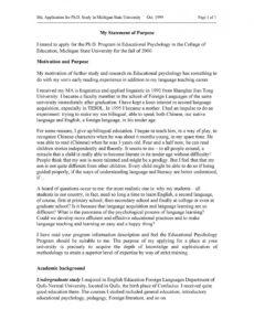 editable 50 statement of purpose examples graduate school mba phd graduate school statement of purpose template