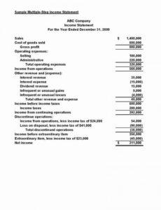 editable business financial statement template ~ addictionary interim financial statement template pdf