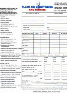 free air conditioning service contract template air conditioning service contract template sample