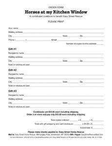 printable forms and articles about horses horse adoption contract template example