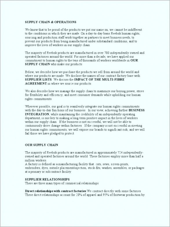 Best Contract Manufacturing Agreement Template Doc