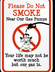 Best No Smoking Policy Template Pdf