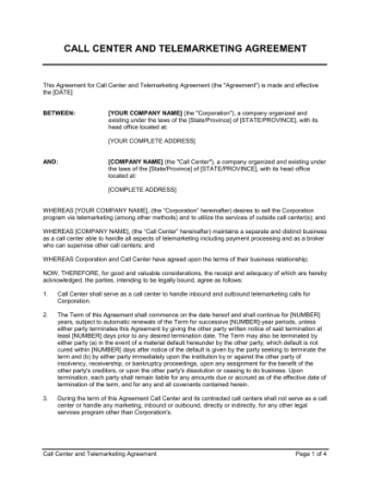 Free Software Development Outsourcing Contract Template  Example
