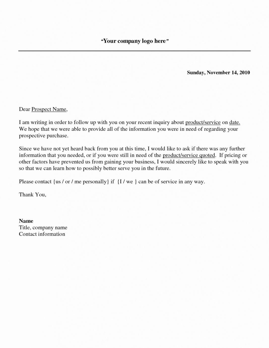 Professional Real Estate Prospecting Letter Template Word Sample