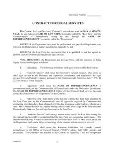 Best Terms Of Service Contract Template Word Example