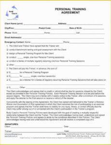 Costum Snow Plow Contract Template Word Example