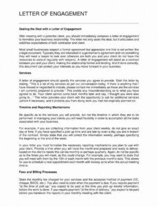 Editable Bookkeeping Service Contract Template Pdf Example