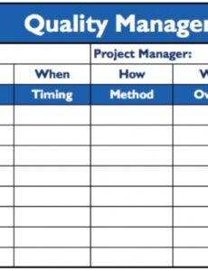 Editable Key Control Policy Template Excel