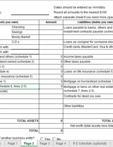 Printable Personal Investment Policy Statement Template Excel Sample