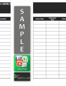 Professional Key Control Policy Template