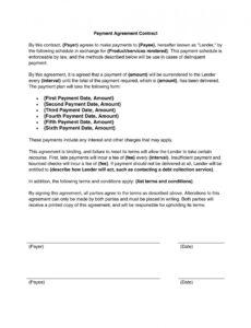 Professional Photography Services Contract Template Word