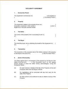 Supplier Contract Template Pdf