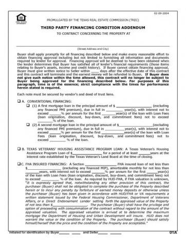 3Rd Party Commission Contract Template Doc