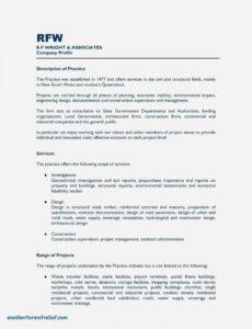 Best Fire Alarm Service Contract Template Word
