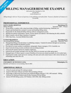 Costum Medical Billing Contract Template Pdf Sample