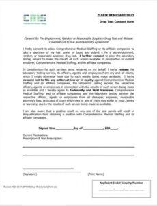Editable Commission Based Employment Contract Template