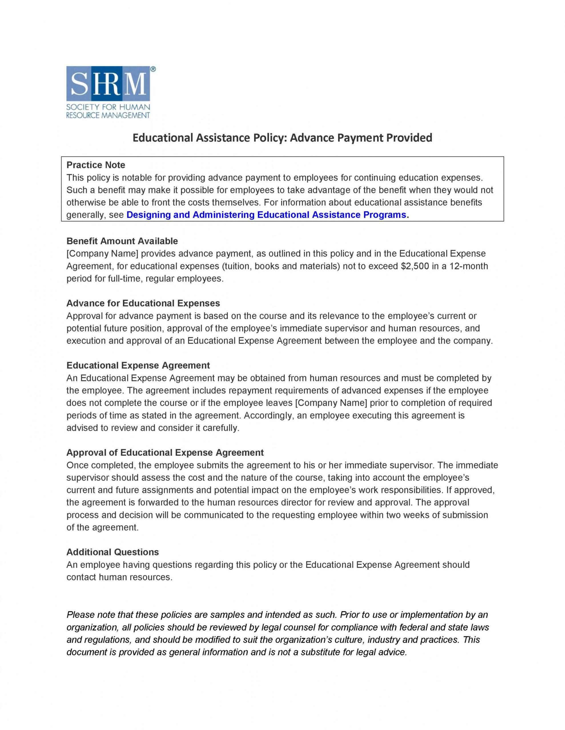 Free Commission Based Employment Contract Template Word