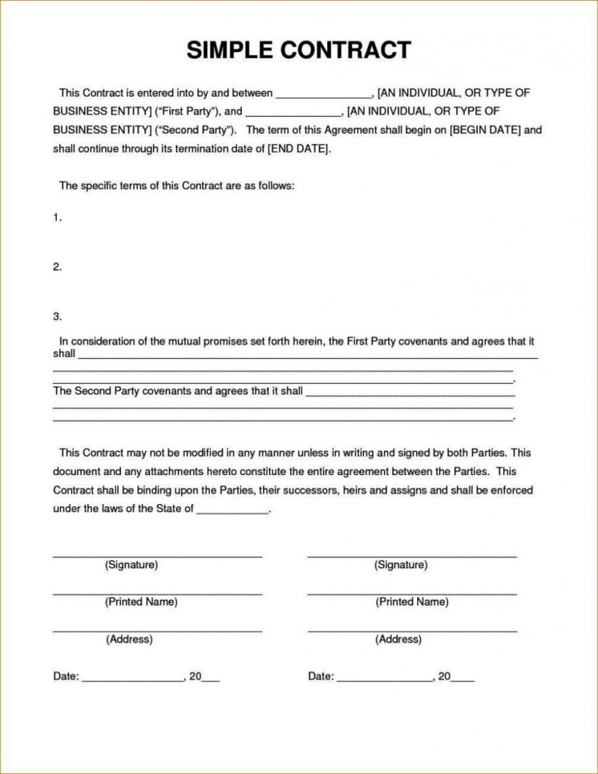 Professional Business Consulting Contract Template Word