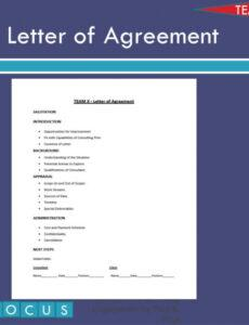 Professional Speaker Engagement Contract Template