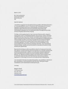 Costum Study Abroad Personal Statement Template Word Example