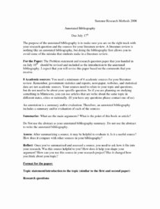 Printable Research Problem Statement Template  Sample