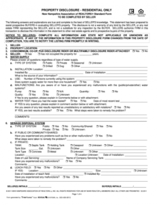 Professional Risk Disclosure Statement Template Doc Example