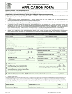 Attending Physician Statement Template Word Example