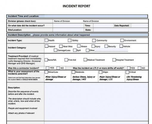 Costum Retail Health And Safety Policy Template Doc