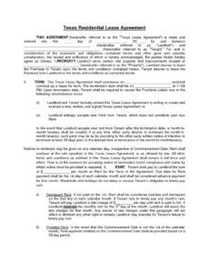 Professional New York Residential Lease Agreement Template Excel Example