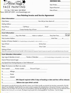 editable 49 painting contract template free download paint contract template pdf