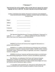 editable free 5 contractor disclaimer samples in pdf  ms word warranty statement template pdf