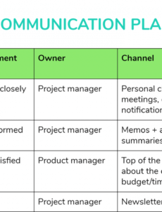 how to create a stakeholder management plan  templates key control policy template doc