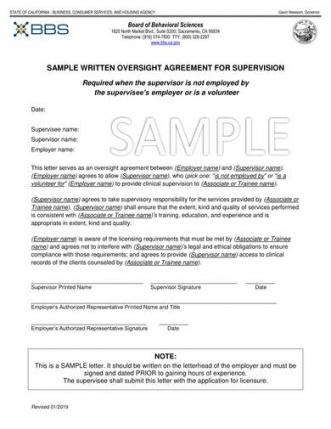 sample free 10 sample agreement letter templates in pdf  ms word counseling supervision contract template