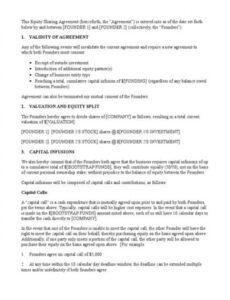 editable stock vesting agreement — all in on cordcutting stock pick vesting agreement template